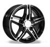 Small Sizes 13/14/15 Inch Star Car Alloy Wheels with 4/5/8 Holes