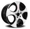 DH-SV002 14 15 Inch Replica Alloy Wheel Rim Pcd 4x100 5x100