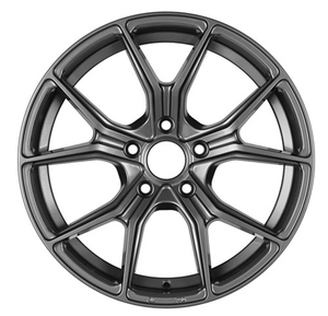 17 18 inch aluminum alloy wheel for car with 5 holes pcd 5x120 alloy wheels rims
