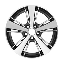 15x6j wheel rim hyper machine face 5x114.3 car alloy wheel rim for sale