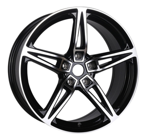 Replica wheel 5 Holes 18/19 Inch Car Alloy Wheels Auto Rims Wheels for Cars DH-E56363