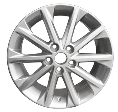 DH-SU070 17 Inch Alloy Car Wheel Rims Sport Rims Pcd 5x114.3