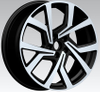 19/18 Inch Wheels 5 Holes Sport Rims Car Alloy Wheel Rim DH-B1154