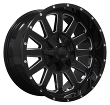 High Quality Auto Parts New design 20*10 suv alloy wheel DH-M711