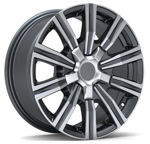 DH-SU012 17 Inch Alloy Wheel Car Rims for Sale Pcd 5x150