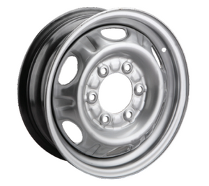 15*5.5JJ passenger car steel wheel rims, OE steel wheel rim with pcd 6x139.7