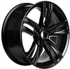 4x100 5x114.3 aftermarket 15 16 17 inch aluminum alloy wheel rims for passenger car