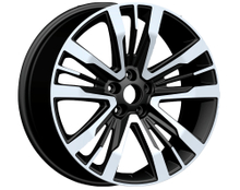 DH-B1221 20 inch replica car alloy wheels 5x114.3