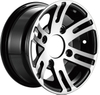10 x 5 Inch ATV Wheels DH-AR10-10A