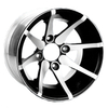 12 Inch Aluminum Material ATV Alloy Wheels with 4 Holes