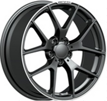 DH-LB023 Best Price 17 18 19 20 21 Inch Alloy Car Wheel Rims Custom